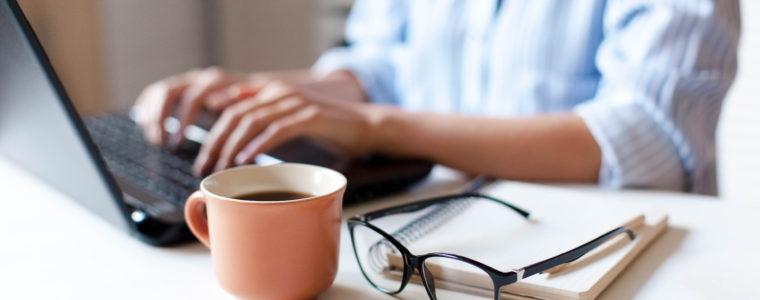 Online schrijfcoaching